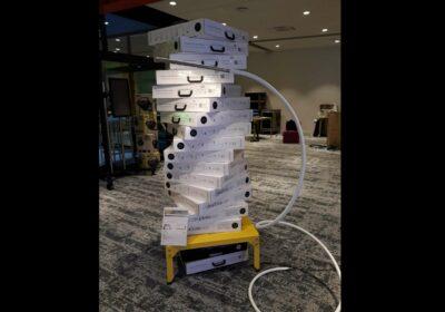LAMPE LED FLEXIBLE DECORATIVE BLANCHE