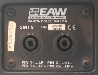 SM15 (la paire)